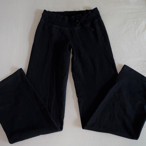 Lululemon Wide Leg Yoga Pants